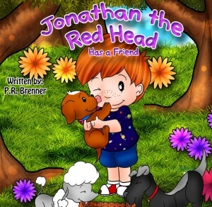 Jonathan The Red Head has a Friend