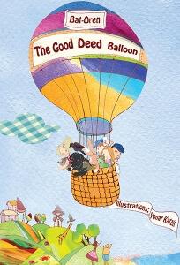 Children's book: The good deed balloon