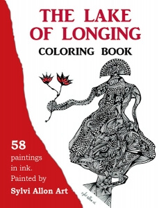 The lake of Longing - Coloring Book