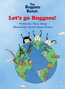 Children's book: Let's Go Buggees!: