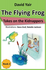 The Flying Frog Takes on the Kidnappers
